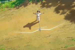 The Wind Rises - frame
