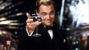 The Great Gatsby frame