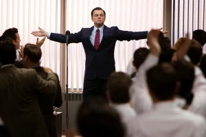 The Wolf of Wall Street frame
